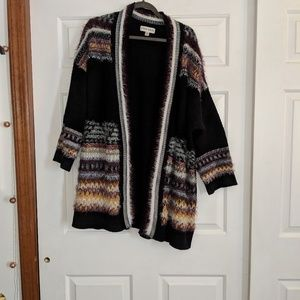 Knox Rose open sweater
